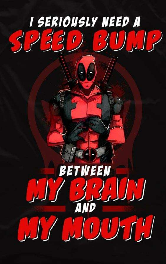 funny deadpool quotes