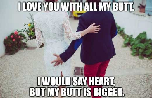 Funny Couple Captions For Girlfriend