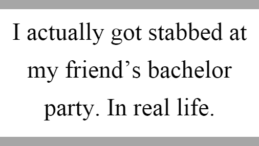 Funny Bachelor Party Captions