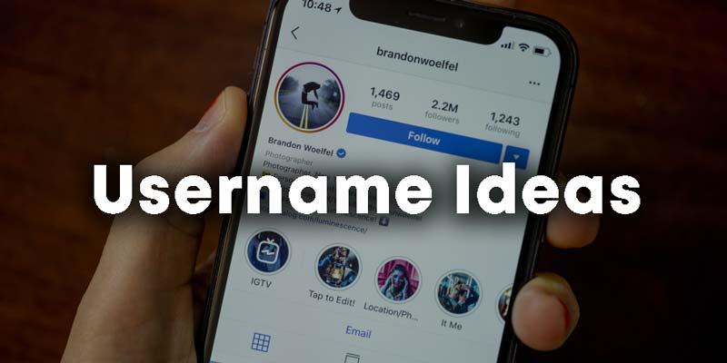 Instagram-Username-Ideas