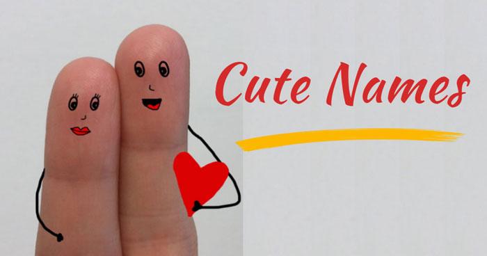 Cute Nicknames for boyfriend
