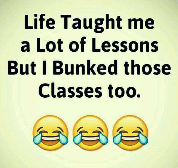 Funny status quotes
