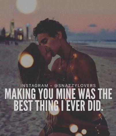 Cute captions for boyfriend