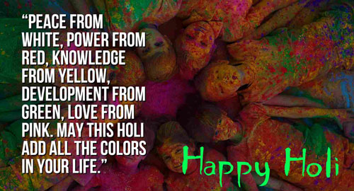 Holi captions for friends