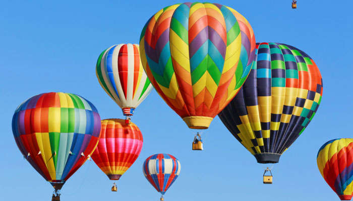 Best Hot Air Balloon Captions and Quotes